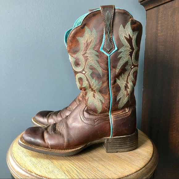 6508ea2080 ariat tombstone women s boots sassy brown
